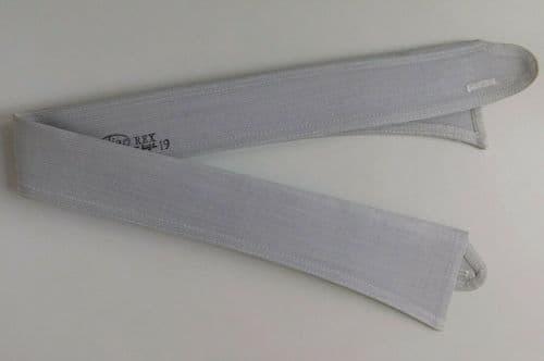 Radiac Rex grey shirt collar size 19 UNUSED vintage SHOP SOILED detachable